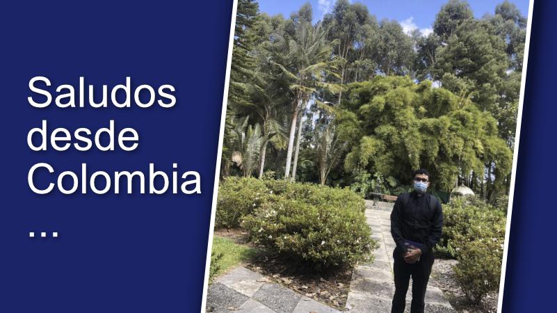 Saludos desde Colombia …