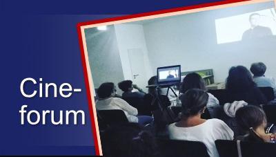 Cinefórum presencial y virtual