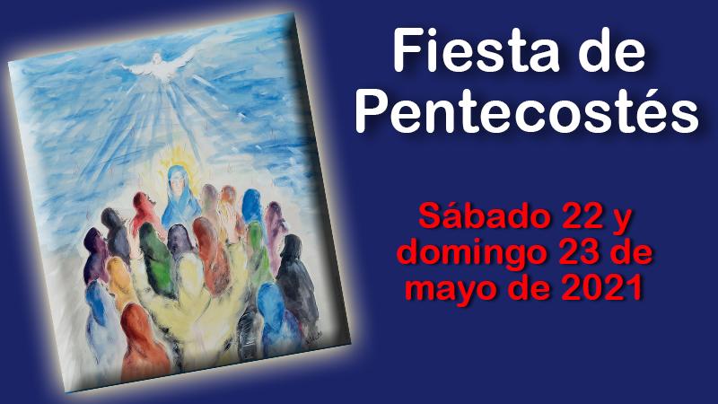 Misa de Pentecostés