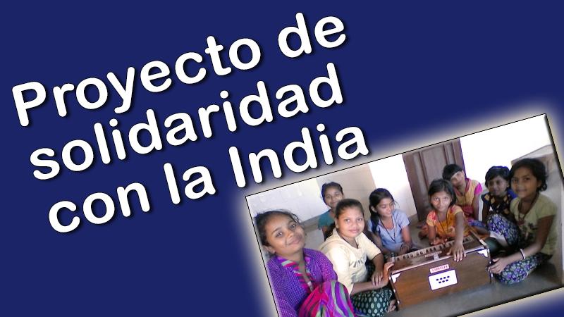 Solidaridad con India